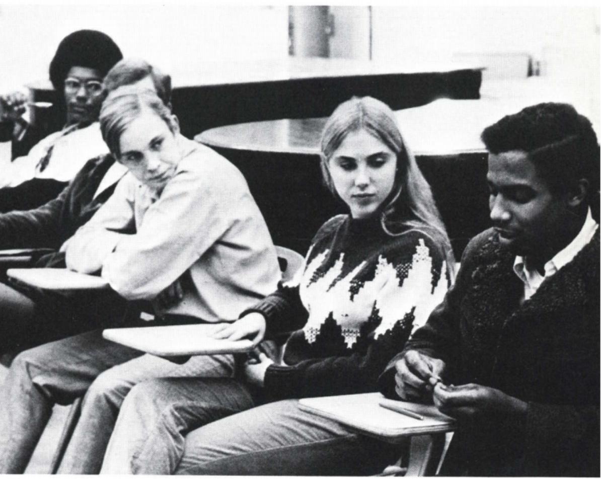 Student Govt 1970